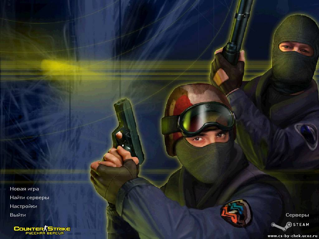Counter-Strike 1.6 [Original Version] - ENG