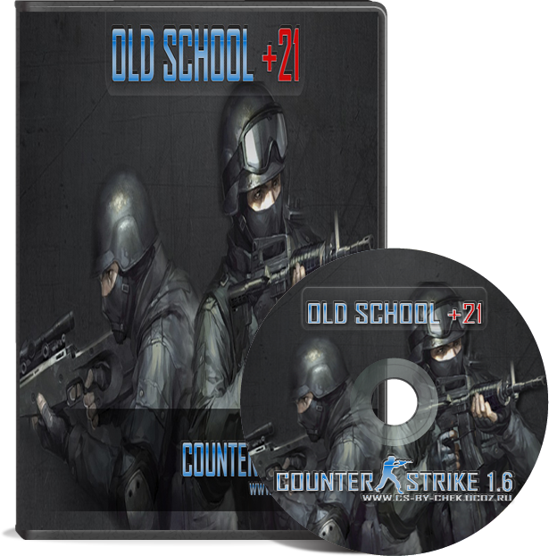 Counter-Strike1.6[Old_School] by Chek