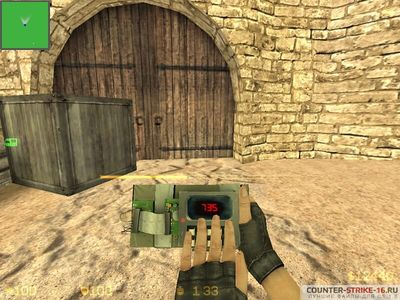 Counter-Strike 1.6 Source Edition